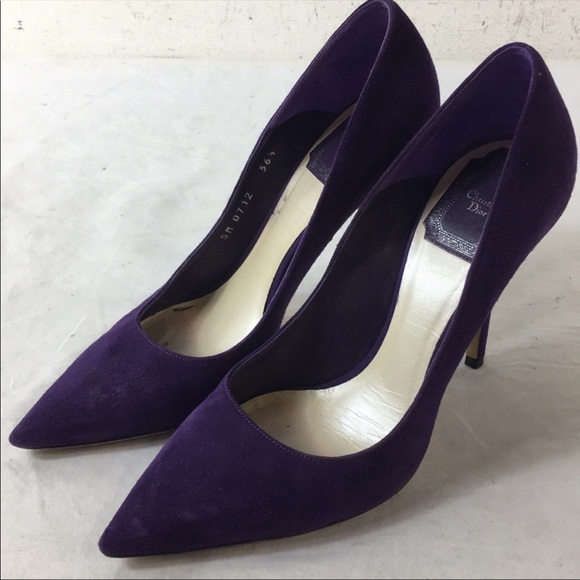 Dior Christian Dior Authentic Purple